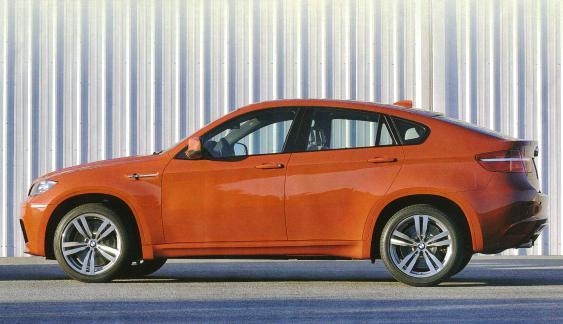 Больше ЛМК в России www.steelbuildings.ru Фото из журнала КЛАКСОН №15/Z009, стр. 14 Продолжим играть в машинки: BMW X6 M на фоне ... Лучше один раз увидеть: