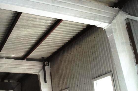 Больше ЛМК в России www.steelbuildings.ru Вопрос на 10 000 pix: отвечаешь на вопрос - получаешь рекламный баннер 100x100 pix на целый месяц бесплатно. Как называется типовое здание с таким стальным каркасом?