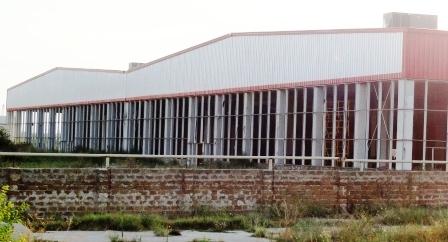 Больше ЛМК в России www.steelbuildings.ru Где монтируется это стальное здание производства ASTRON Buildings: