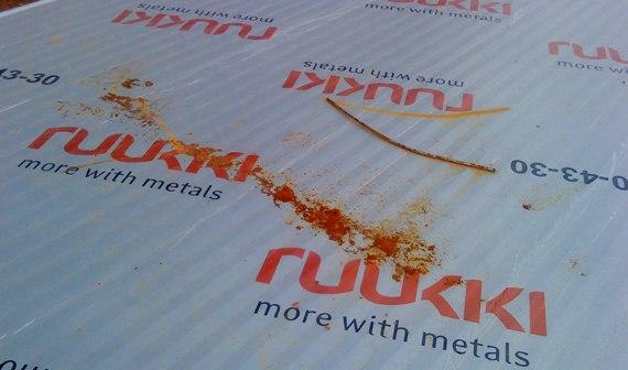 Больше ЛМК в России www.steelbuildings.ru Мы все гадали, чьи сэндвич-панели на КРОКУС-III и когда их будут менять из-за ужасного монтажа ... Свежие фото, сэндвич-панели меняют:
