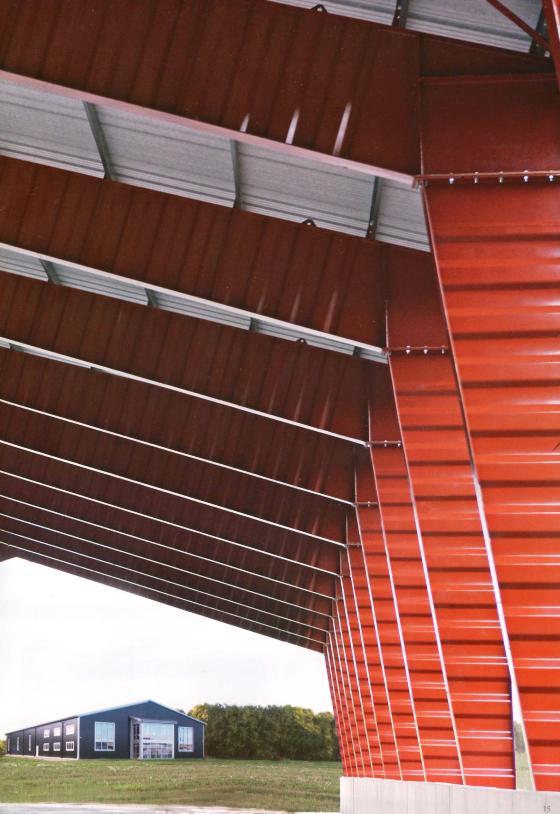Больше ЛМК в России www.steelbuildings.ru Блог Дмитрия Кропивницкого (DK BORGA Frames от BORGA Steel Buildings - новый взгляд на стальные балки переменного сечения с гофрированной стенкой.