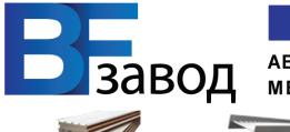 Больше ЛМК в России www.steelbuildings.ru Лого БФ Завода (BF Zavod) как отражение возможностей.