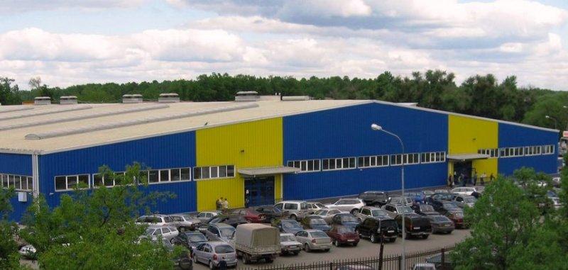 Больше ЛМК в России www.steelbuildings.ru