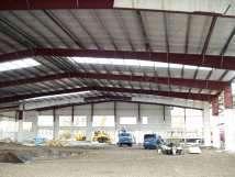 Больше ЛМК в России www.steelbuildings.ru Использовано фото строительства металлического здания на основе стальных конструкций производства ASTRON Buildings.