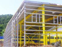 Больше ЛМК в России www.steelbuildings.ru Использовано фото строительства здания на основе стальных конструкций производства ASTRON Buildings. Оксану Сенникову поздравляем с Днём Рождения!