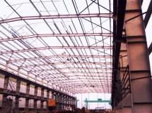 Больше ЛМК в России www.steelbuildings.ru Г-на Акопяна Абрама Бениаминовича поздравляем с Днём Рождения! Использовано фото стальных конструкций производства SHSTEEL (Китайская Народная Республика).