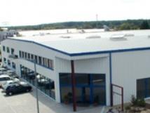 Больше ЛМК в России www.steelbuildings.ru Балтийскую Металлургическую Компанию (БМ3) поздравляем с Днём Рождения! Использовано фото металлического здания производства Компании ASTRON Buildings.