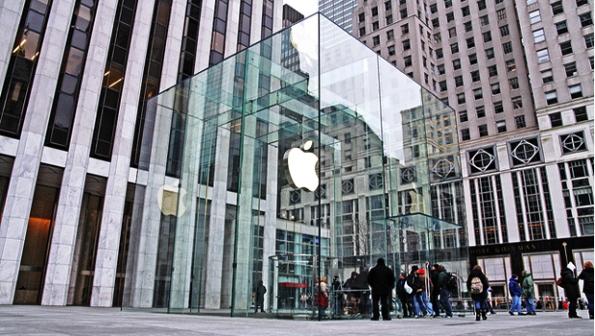 Больше ЛМК в России www.steelbuildings.ru Блог Грошева Ильи Apple построит во Франции полностью прозрачный магазин