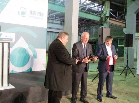 Больше ЛМК в России www.steelbuildings.ru Знает ли Яна из Зэнтала, что 16 октября в Рязани открылся ЗМК ВЕСТА ПАРК.