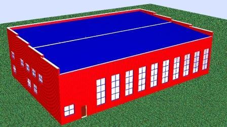 Больше ЛМК в России www.steelbuildings.ru Маджа Александр, Компания Mocosno STEEL BUILDINGS (MSB) - Московский Партнёр-Строитель ASTRON Buildings.