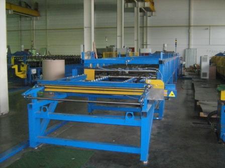 Больше ЛМК в России www.steelbuildings.ru Уральский Завод Металл Профиль увеличивает производственные мощности.