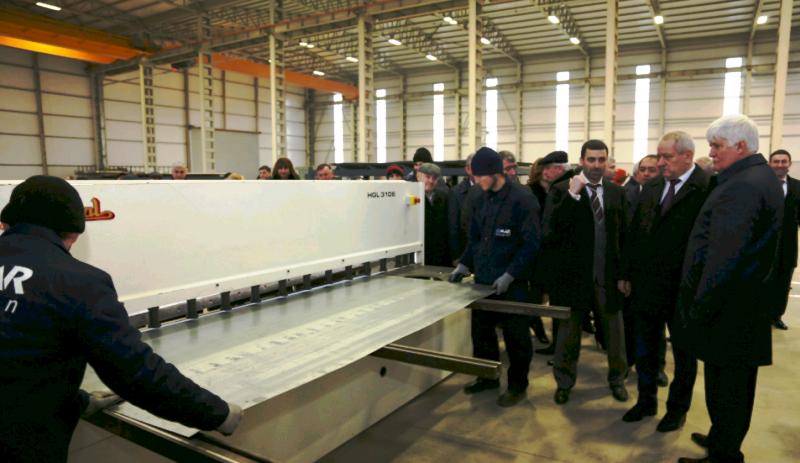 """Больше ЛМК в России www.steelbuildings.ru """"Этот ЗМК будет загружен. При правильной постановке бизнес-процессов и без проколов в маркетинге""""."""