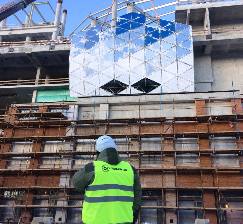 """Больше ЛМК в России www.steelbuildings.ru """"МАРХИ лучше? Или МАРХИ дешевле?""""."""