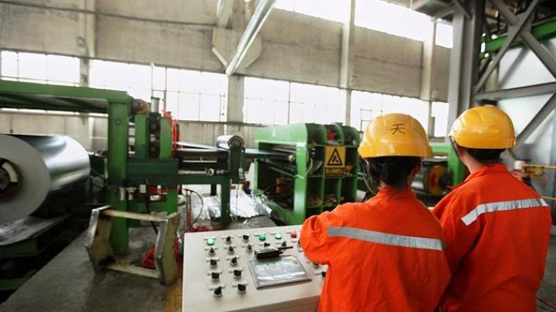 Больше ЛМК в России www.steelbuildings.ru Ещё одни Китайцы зашли на наш рынок металлостроительства.