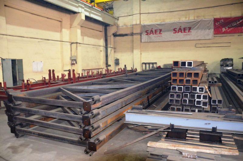 Больше ЛМК в России www.steelbuildings.ru ЗМК в Ефремове (бывший СоюзПромМонтаж) инвестировал Больше 100 млн рублей.