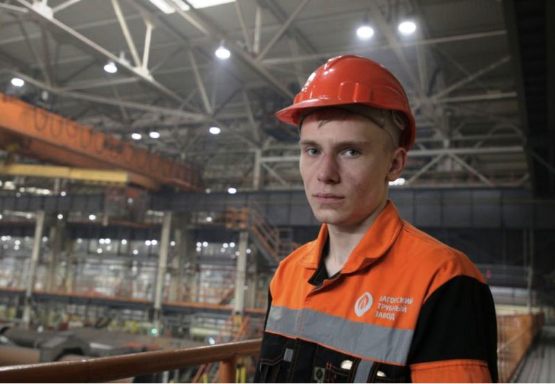 Больше ЛМК в России www.steelbuildings.ru Ilya Klyuchnik. Born Nov. 28, 1998, Sergiyev Posad. Works at a supply pipe factory and studies hotel management at the Russian International Academy of Tourism.