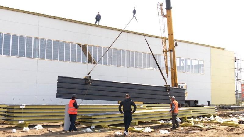 Больше ЛМК в России www.steelbuildings.ru В КазахСтане скоро появится новый ЗМК.