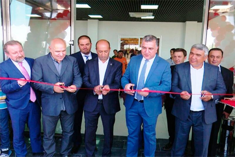 Больше ЛМК в России www.steelbuildings.ru Новый узбекский ЗМК заработал в Ахангаране (Ташкентская область).