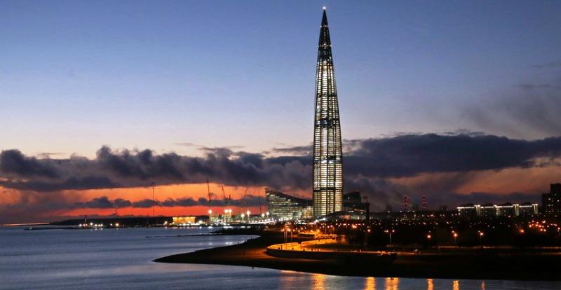 Больше ЛМК в России www.steelbuildings.ru Сколько стоит самое высокое здание Европы, построенное на основе стального каркаса?