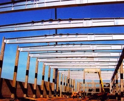 Больше ЛМК в России www.steelbuildings.ru Мы производим и стальные конструкции, и железобетонные - поэтому мы можем так:
